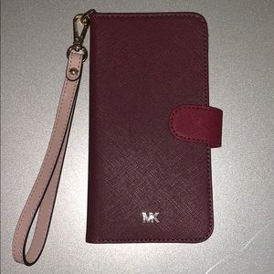 Michael kors wallet case